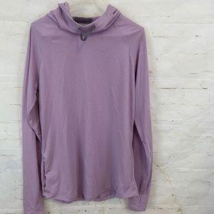 Under Armour M threadborne mesh hoodie women's